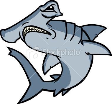 Hammerhead Shark Clip Art-hammerhead shark clip art-9