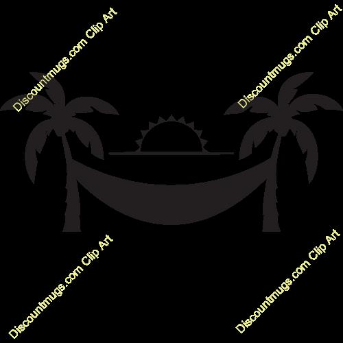 Hammock Clipart-hammock clipart-7