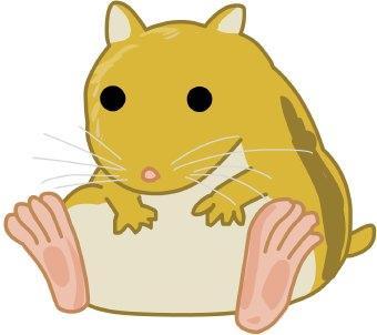 Hamster clip art