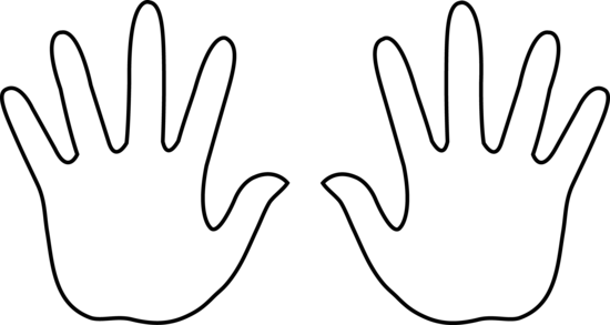 Hand Clip Art - Free Clip Art Hands