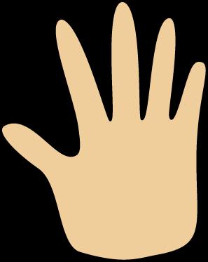 Hand Clip Art