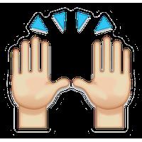Hand Emoji Free Download PNG Image