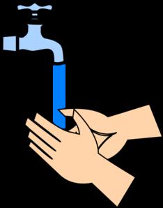Hand Hygiene Clip Art - Washing Hands Clip Art