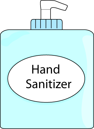 Hand Sanitizer. Hand Sanitizer Clip Art ...