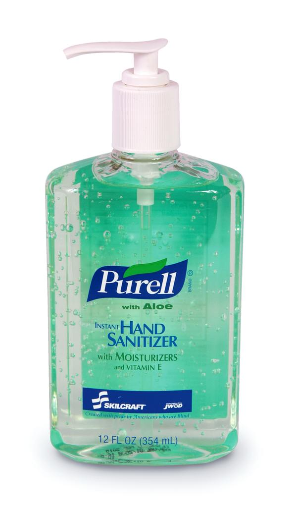 Hand Sanitizer ... School Wellness Kit