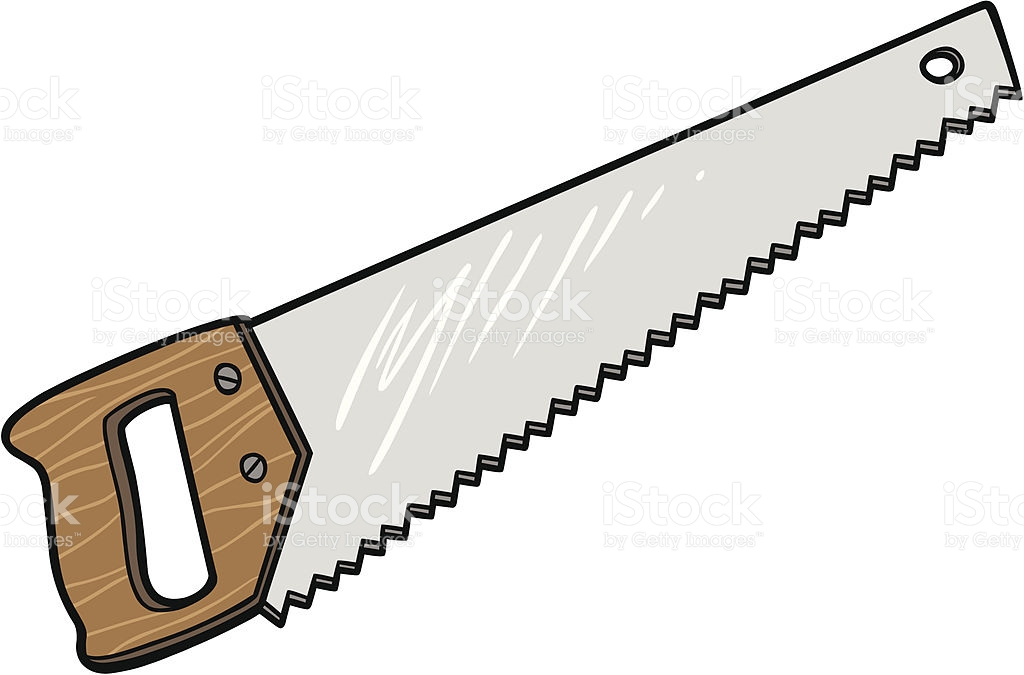 Hand Saw royalty-free hand saw stock vector art u0026amp; more images of  carpentry