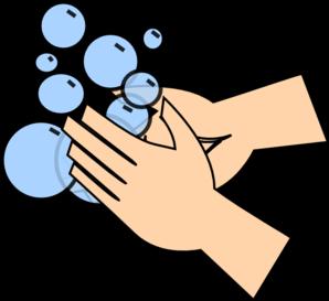 Hand Washing Clip Art