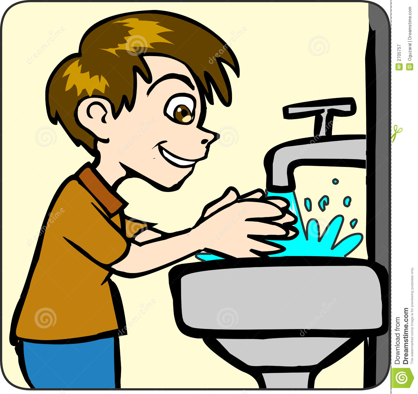 Hand Washing Clipart-hand washing clipart-8