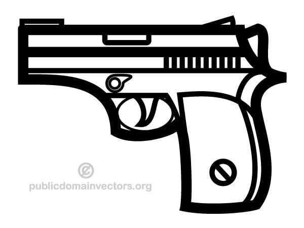 Handgun Clip Art Free Download-Handgun Clip Art Free Download-12