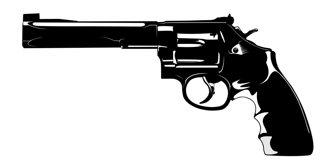 ... handgun-old revolver - ha