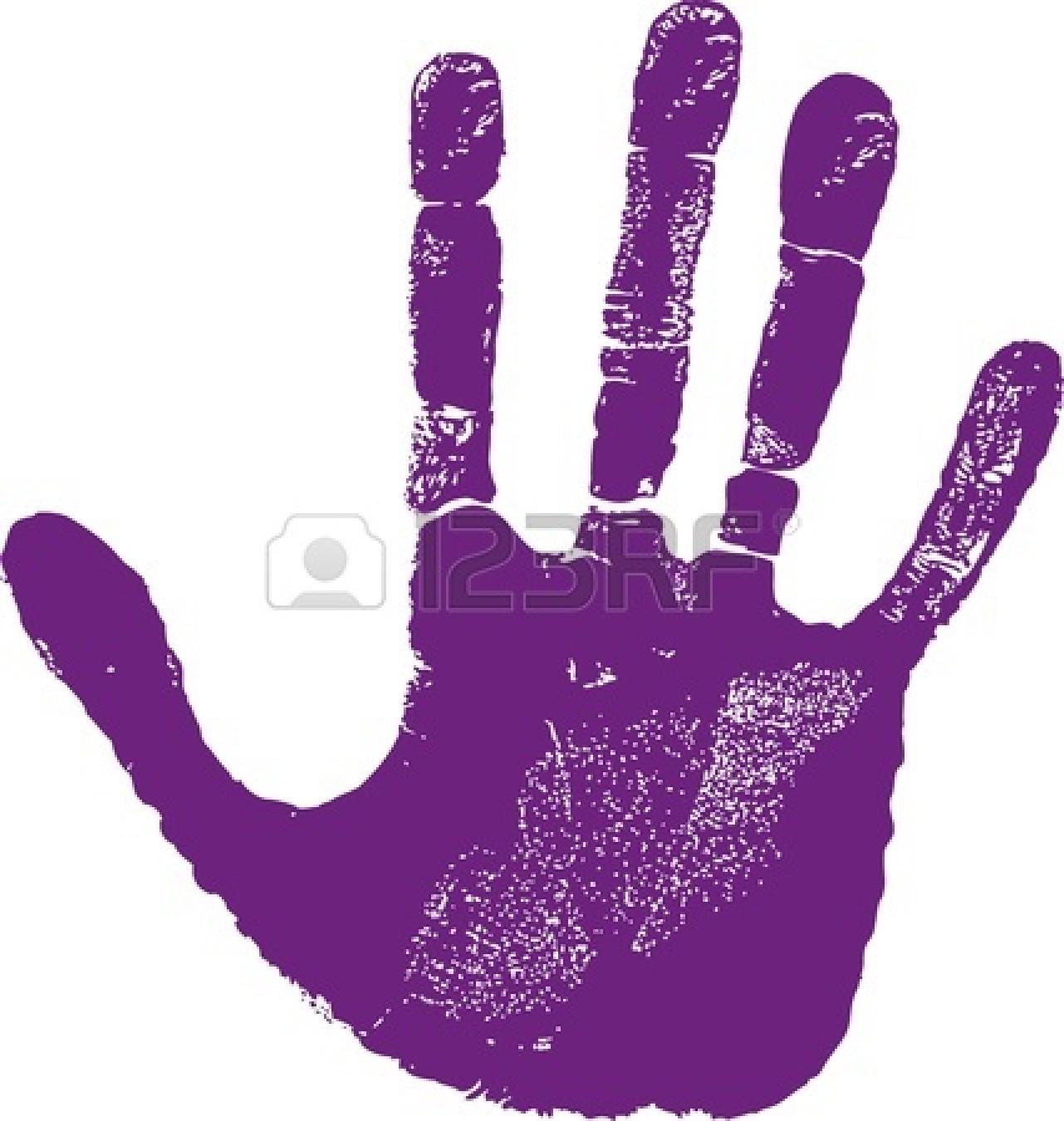 Handprint Clipart-handprint clipart-6