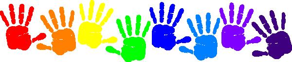 Handprint Clipart-handprint clipart-7