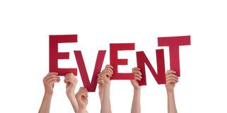 Hands Holding Event Stock .-Hands Holding Event Stock .-16