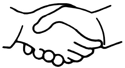 Handshake Clipart-handshake clipart-11