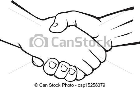 ... handshake