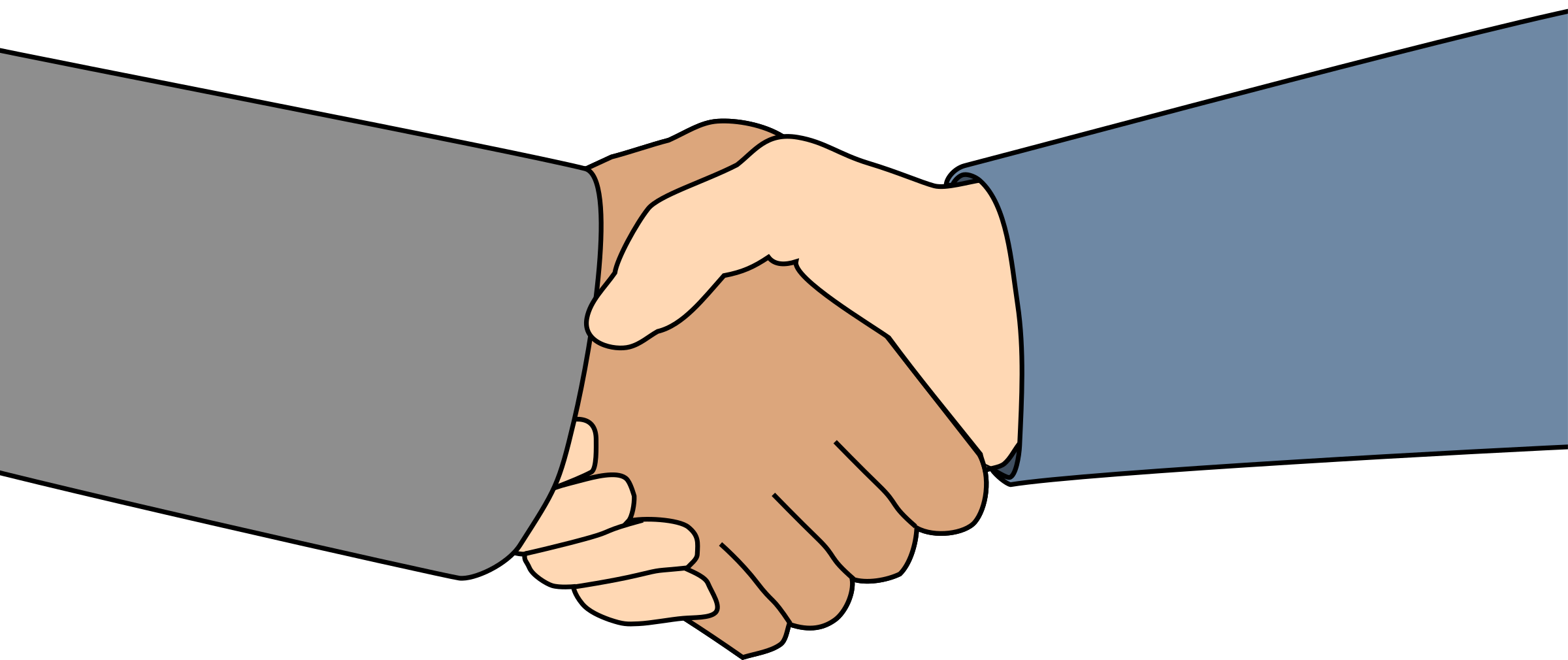hand shake clipart   look at hand shake clip art images clipart handshake transparent handshake clipart black and white