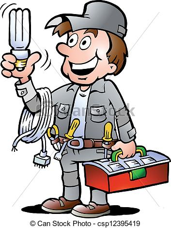 Handyman Clipart For Pageplus - Handyman Clipart Free