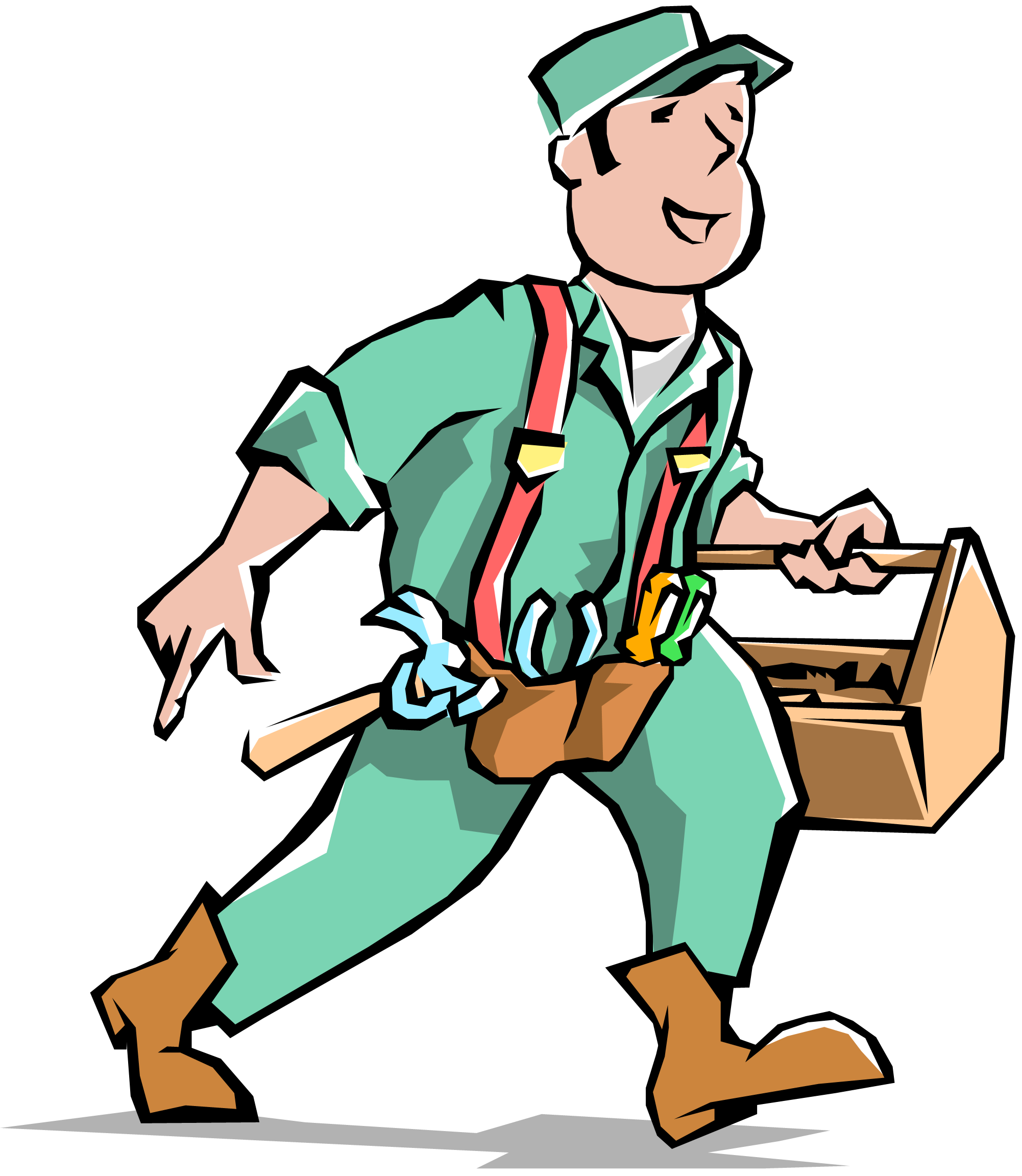 Handyman Clipart Handy Man Clipartall-Handyman clipart handy man clipartall-7