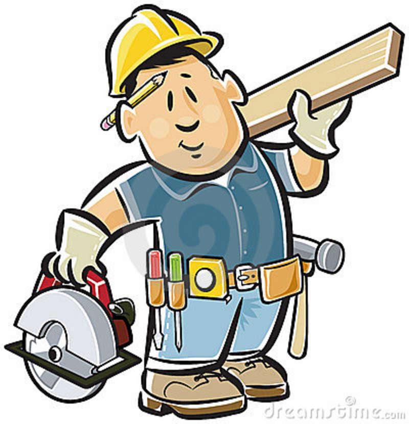 Handyman Free Online Clipart # .-Handyman Free Online Clipart # .-8