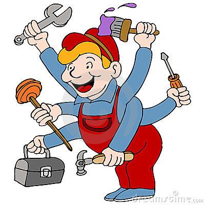 Handyman Stock Illustrations u2013 5,739 Handyman Stock Illustrations, Vectors u0026amp; Clipart - Dreamstime