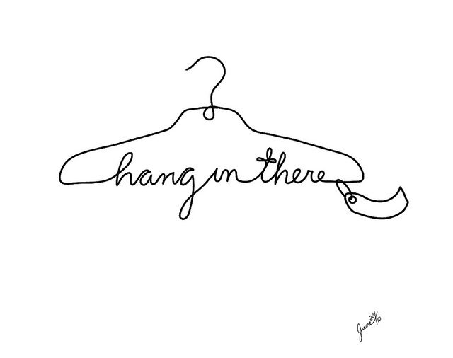 Hang In There. Such A Cute Image.-Hang in there. Such a cute image.-9