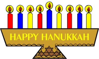 Hanukkah Clipart-Hanukkah clipart-8