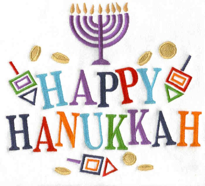 Browse Hanukkah Clip Art Of A