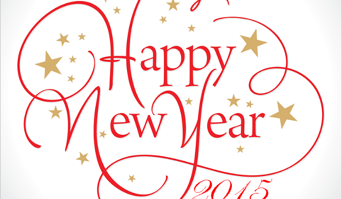 Happy 2015 Clipart #1