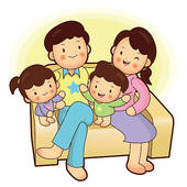 Happy Family Clipart-happy family clipart-5