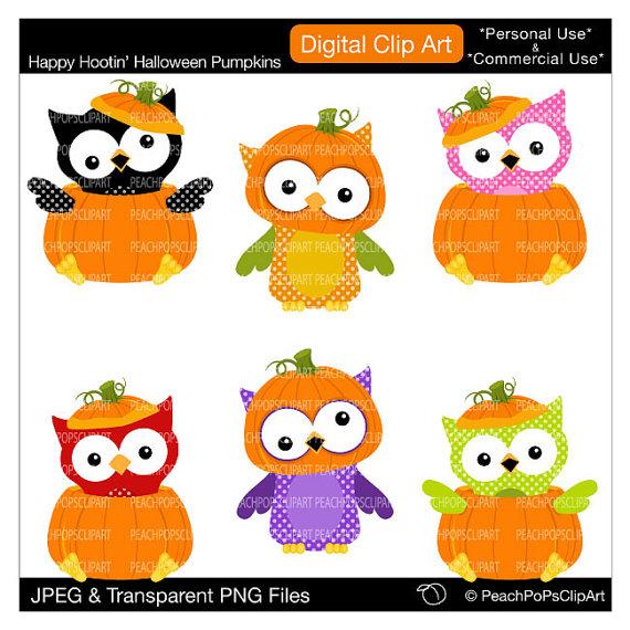 Happy Halloween Owl Clipart-happy halloween owl clipart-15