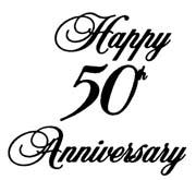 ... Happy 50th Anniversary Clipart ...-... Happy 50th anniversary clipart ...-17