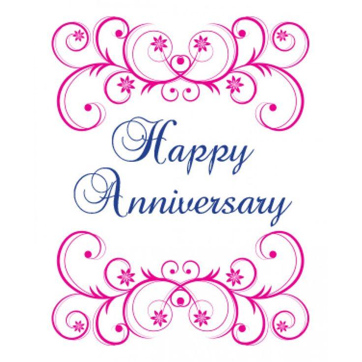 Happy Anniversary Clip Art .-happy anniversary clip art .-13