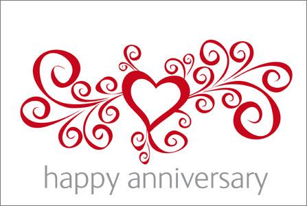 Happy anniversary clip art for .