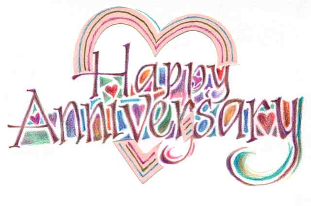 Happy anniversary download wedding anniversary clip art free 5