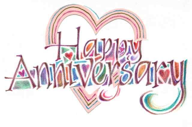 Happy anniversary download wedding anniversary clip art free 5