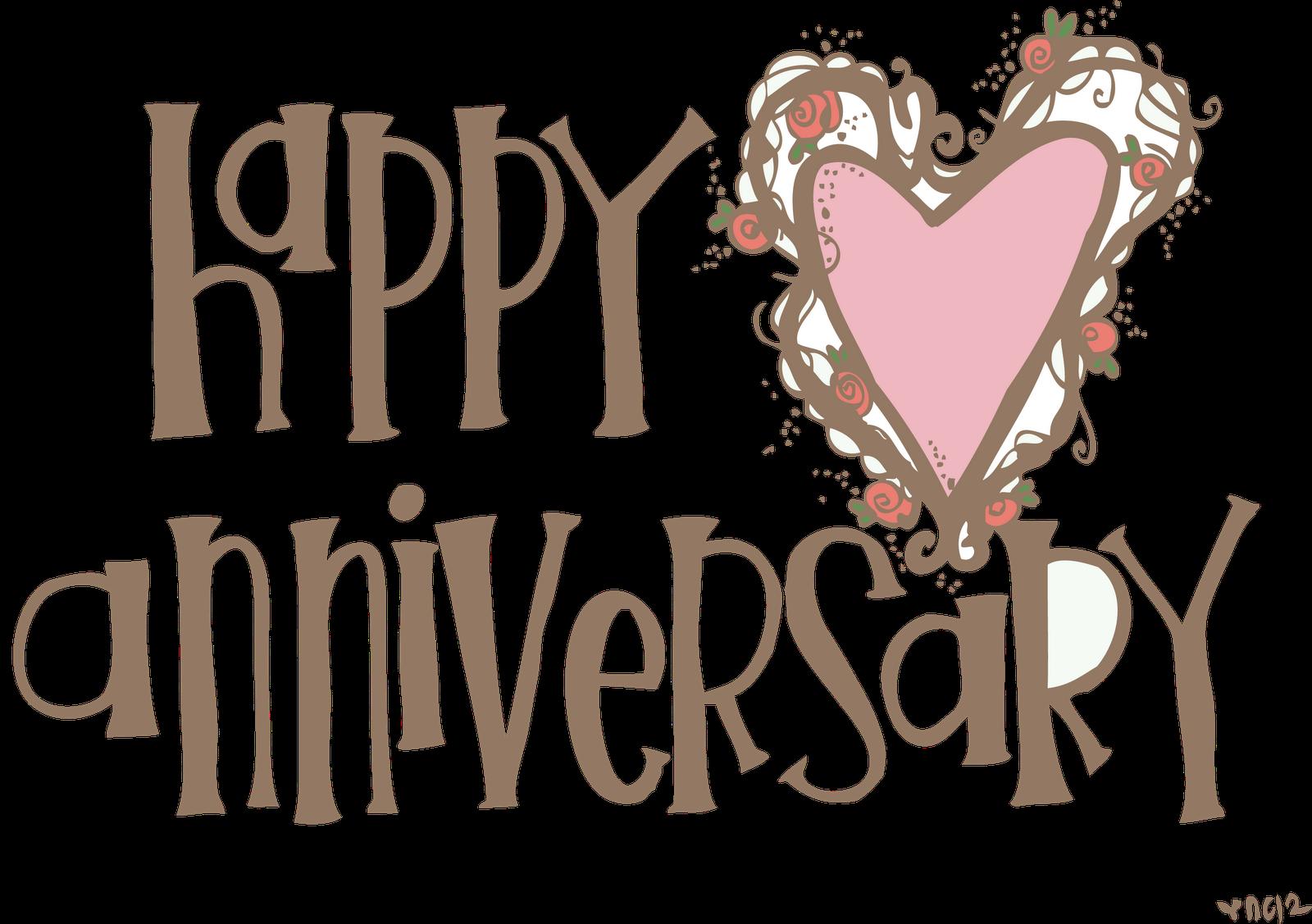 Happy anniversary download wedding anniversary clip art free