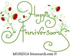 Happy Anniversary Text