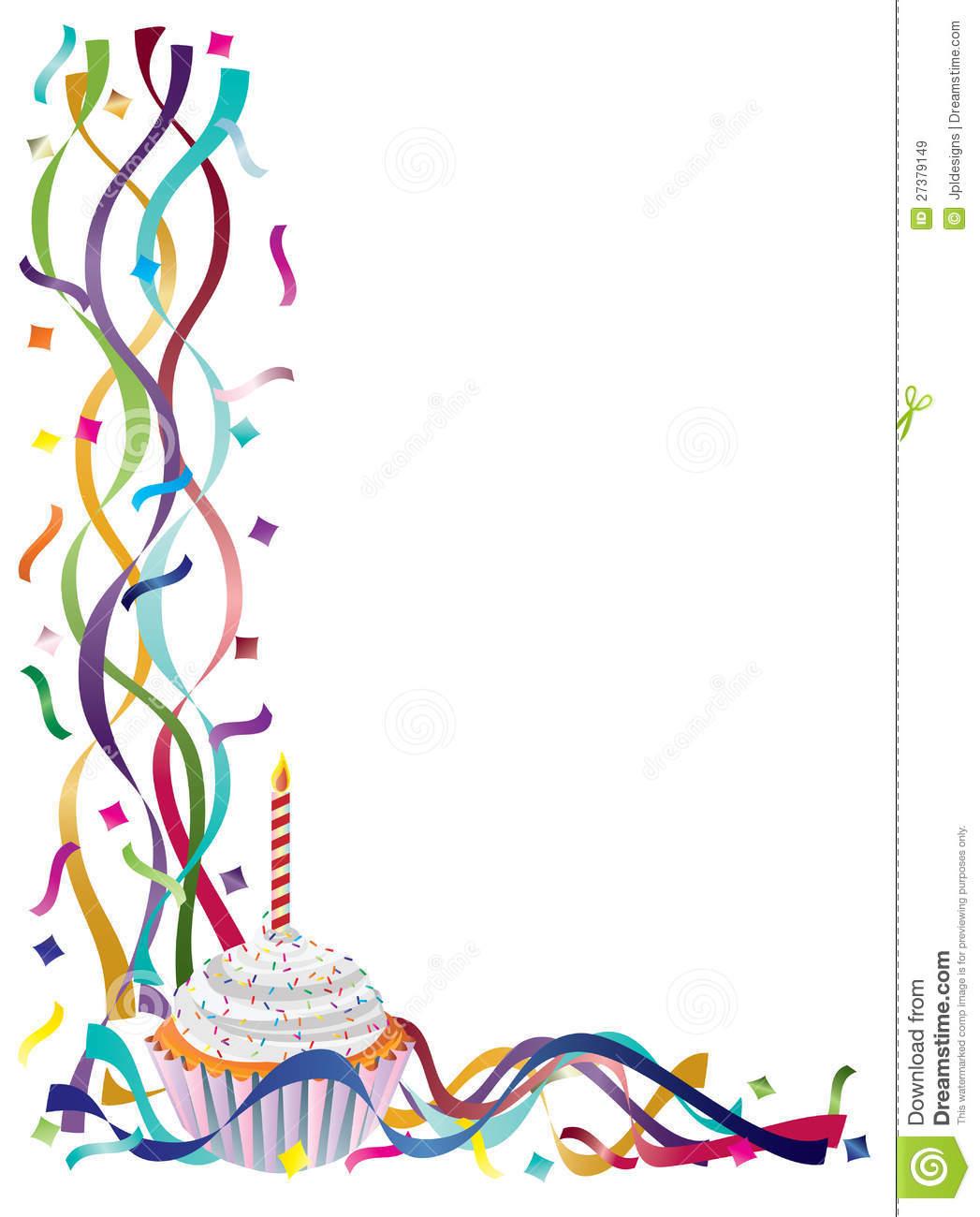 Happy Birthday Borders Clip .-happy birthday borders clip .-15