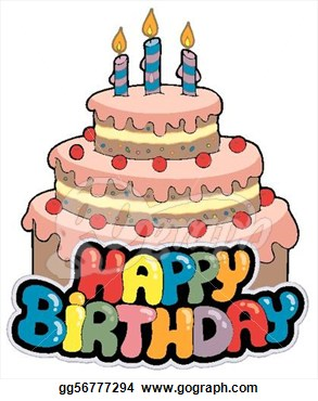 Happy Birthday Cake Clipart Happy Birthd-Happy Birthday Cake Clipart Happy Birthday Sign With Cake Gg56777294-8