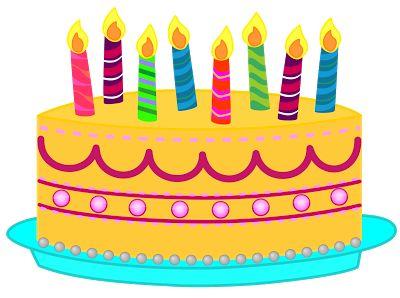 Happy Birthday Cake Free Clip Art - Clip-Happy birthday cake free clip art - ClipartFox-17