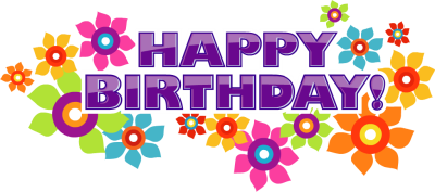 Happy birthday clip art 6 1