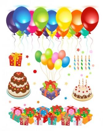 Happy Birthday Clip Art Free Vector In Encapsulated Postscript Eps