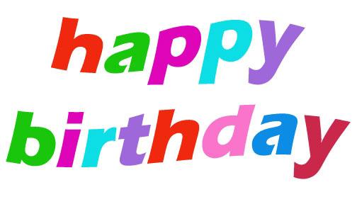 Happy Birthday Clip Art-Happy Birthday Clip Art-14
