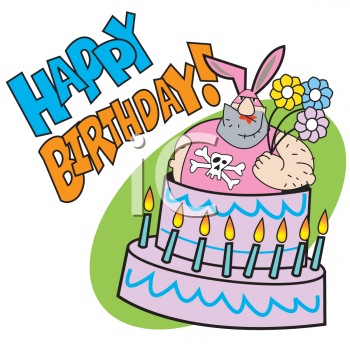 Happy Birthday Clip Art Happy Birthday Idea