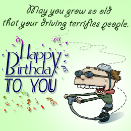 Happy birthday clipart for him .