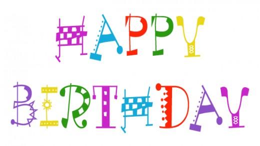 Happy Birthday Clipart Free - clipartall