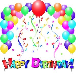 Happy Birthday Clipart Free .-happy birthday clipart free .-16