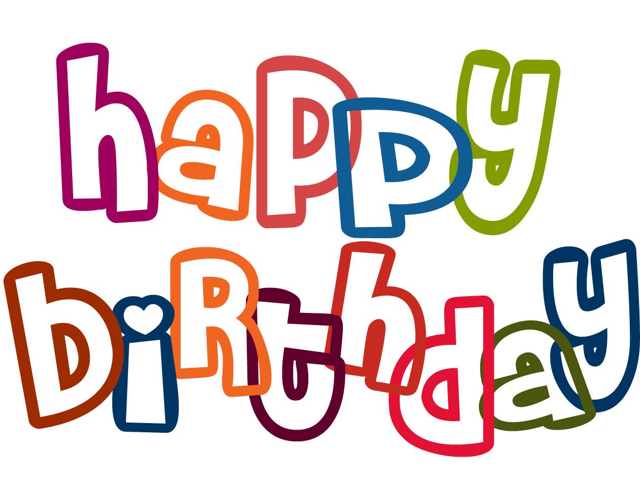 happy birthday clipart - Happy Birthday Clip Art