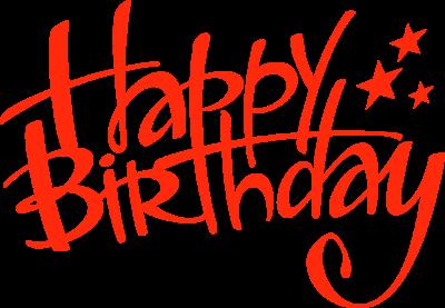 ... Happy Birthday Clips - clipartall ...