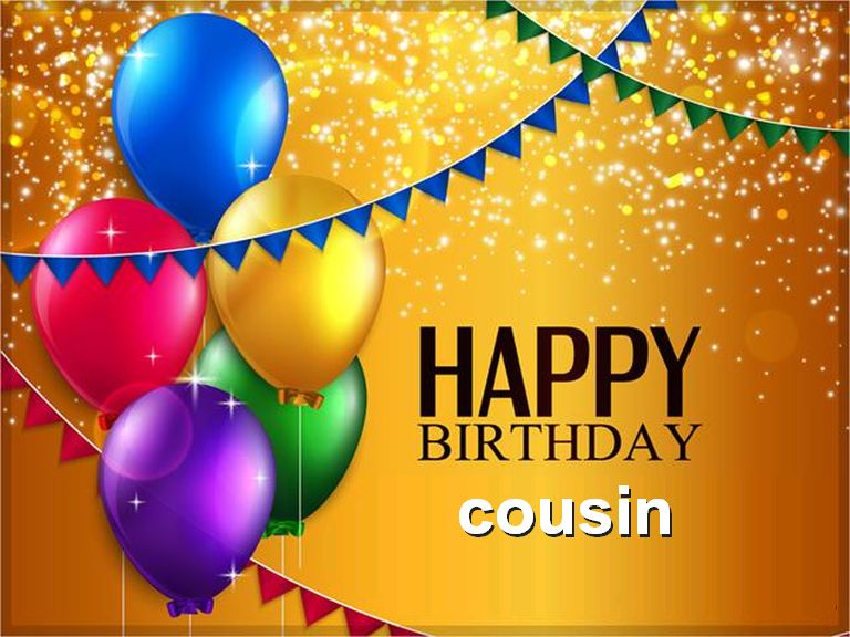 Happy Birthday Cousin Clipart. 1000  ima-Happy Birthday Cousin Clipart. 1000  images about Birthday .-1